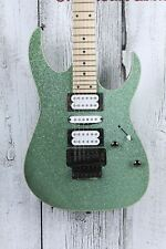 Ibanez RG470MSP Electric Guitar Locking Tremolo Quantum HSH Turquoise Sparkle