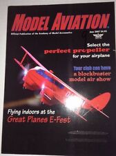 Model Aviation Magazine Great Planes E-Fest June 2007 041317nonrh