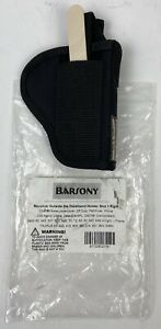 Barsony Holster S&W Taurus Colt Charter Arms .22 .38 .357 Revolver...
