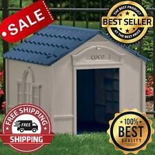 Super Large Dog Kennel 100 lbs Outdoor Portable Pet Huge Cabin House Shelter