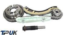 FORD MONDEO TIMING CHAIN KIT GUIDE SET 1.8 DIESEL + GEARS 2007 ON