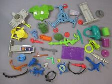 Teenage Mutant Ninja Turtles WEAPONS PARTS ACESSORY LOT TMNT Vintage