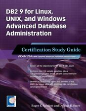 DB2 9 for Linux, UNIX, and Windows Advanced Dat... by Roger E. Sanders Paperback