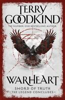 Warheart (Sword of Truth) by Goodkind, Terry   Paperback Book   9781784972059  
