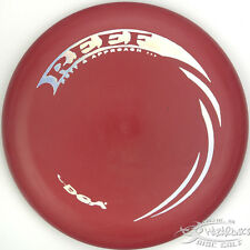 New Red D-Line Reef Putter 168g Dga Disc Golf Iridescent Stamp Fast Ship