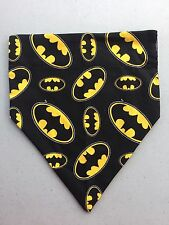 BATMAN Large DOG/PET BANDANA