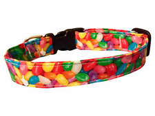 SPIFFY POOCHES Dog Cat Collar EASTER Jelly Beans *B.O.G.O @50% OFF C DESCRIPTION