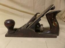 "Vintage Fulton 9 1/4"" x 2-1/4"" Wood Plane USA. 1-3/4' wide blade A7"