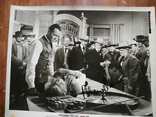 Anthony Quinn Signed Western 8 x 10 Lobby Photo for Warlock With 3rd Party COA