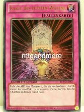 Yu-Gi-Oh - 1x Karte des letzten Willens - LCJW - Legendary Collection 4