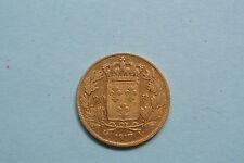 LOUIS XVIII 20 FRANCS OR 1817 A 6.3 GR