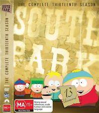 South Park : Season 13 (DVD, 2010, 3-Disc Set)