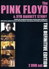 Pink Floyd & Syd Barrett Story  Two Disc Version   (DVD)  New!