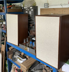 Acoustic Research AR-2ax Vintage Speakers