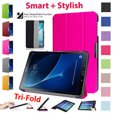 Smart Case Strip Cover Magnetic Shell For SAMSUNG Galaxy Tab 4 10.1 Inch SM-T530