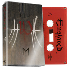 Enslaved E Solid Red Cassette limited to 300