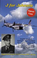 WW2 RAF Bomber Command. Pilot's true story flying Mosquitoes + Wellingtons DFC*