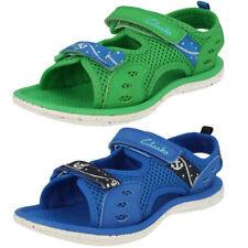 Sandales vertes pour garçon de 2 à 16 ans