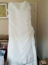 Unbranded Plus Size A-line Wedding Dresses