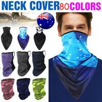 Half Face Mask Scarf Balaclava Motorcycle Cycling Neck Cover Sun UV Protection