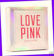 1 Victoria's Secret LOVE PINK Eau De Parfum Perfume EDP Mist Body Spray 50 mL
