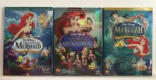 The Little Mermaid Trilogy (Little Mermaid, Ariels Beginning, Return to Sea) DVD
