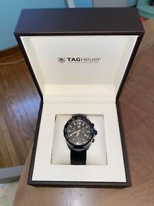 TAG Heuer Formula 1 Chronograph Black Dial Stainless Men's Watch CAZ1010.FT8024