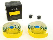 Fizik Road Bike Bar Tape PERFORMANCE Classic Smooth Microtex 3mm Yellow