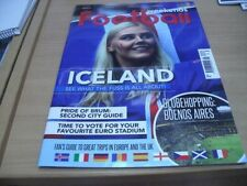 Football August Magazines in English
