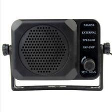 CB Radio Mini External Speaker Nsp150v Ham for HF VHF UHF HF Transceiver C W6r4
