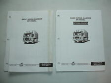Mack Trucks MR Chassis WIRING DIAGRAM Electrical Schematic Shop Service Manual