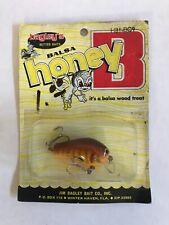 Vintage Bagley Balsa Honey Lure / Original Packaging / *Read Listing*