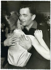 Photo danse Rock'n'Roll / couple coquin vers 1950