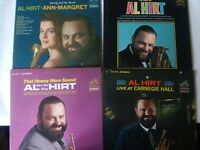 "Set of 4 Al Hirt Jazz Albums Various Albums 12"" Vinyl Record"