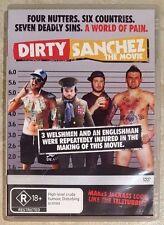 Dirty Sanchez The Movie (Lee Dainton & Dan Joyce) DVD (Region 4)