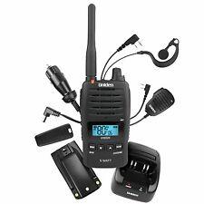 UNIDEN UH850S DELUXE 5W UHF 80 CH HANDHELD CB RADIO WATERPROOF HIKING BUSH HUNT