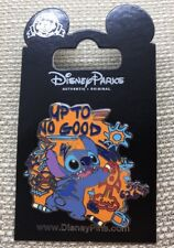 Disney Lilo And Stitch Pin Up To No Good Pin NEW 2018 Rocket