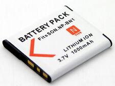 1000mAh Battery For Sony Cyber-shot DSC-W550 DSC-W570 DSC-W580 DSC-W610 DSC-W620