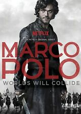 MARCO POLO 1 (2014): Mongolian Empire Kublai Khan TV Season Series -  NEW DVD R1