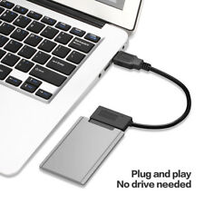 EE_ ITS- USB 3.0 to Micro SATA Adapter Cable for 1.8 Inch HDD SSD Converter 16Pi