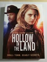 Hollow in the Land (DVD, 2017, Unrated,Widescreen) BRAND NEW SEALED