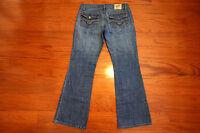 Chip & Pepper LA JOLLA FLARE Leg SEXY FIT Blue Jeans - Junior Size 5 - AMAZING!