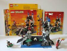 Lego 6078 Castle: Knights: Royal Drawbridge- 100% COMPLETE w/box & manual 1995