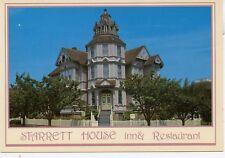 Postcard Starrett House Inn, Port Townsend,  WA, 4 x 6 inch size, Unposted