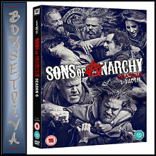 SONS OF ANARCHY - COMPLETE SERIES SEASON 6 **BRAND NEW DVD**