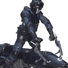 "Star Wars Black Series Imperial Shadow Squadron # Scout & Speeder Bike ""No Box"""