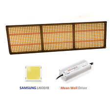 QUANTUM LED GROW LIGHT 350w+660nm V3,(rspec),Meanwell HLG driver,SAMSUNG LM301H