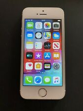 Apple iPhone 5s 64GB Silver Unlocked