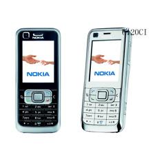 Originele ontgrendeld Nokia 6120 classic 2.0 in symbian os v9.2 mobiele telefoon