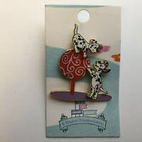 it's a small world A Magical Transformation Dalmatian Puppies - Disney Pin 46599